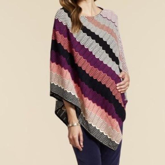 bd80e39f580fc Jessica Simpson Tops | Brand New Maternity Ponchosweater | Poshmark